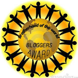 Brotherhood of the World Blogger's Award